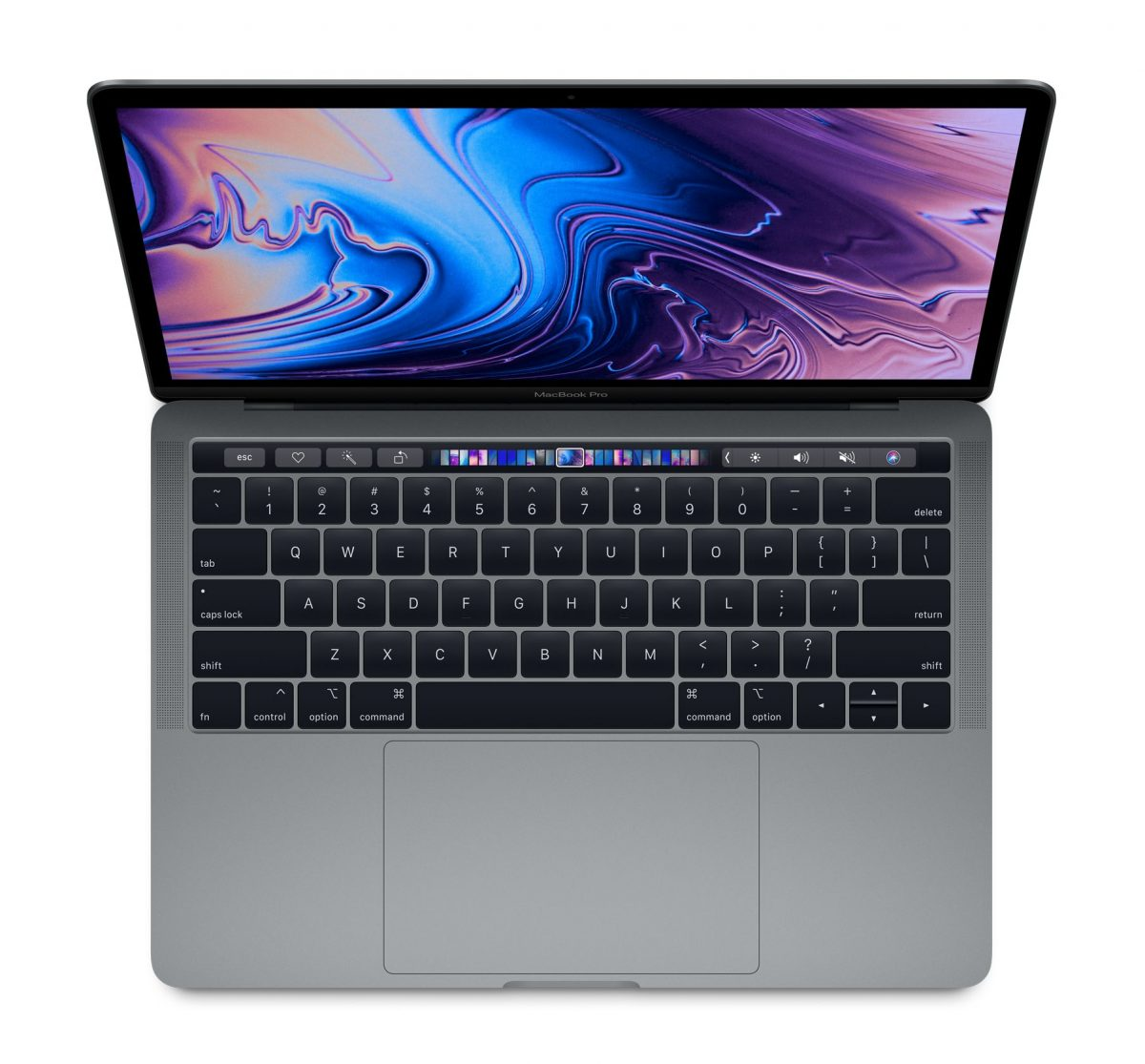 MacBook Pro 13″ – Quad i5 – 8GB – Touch Bar