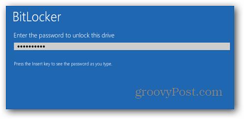 Enter-BitLocker-Password