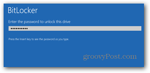 Enter-BitLocker-Password